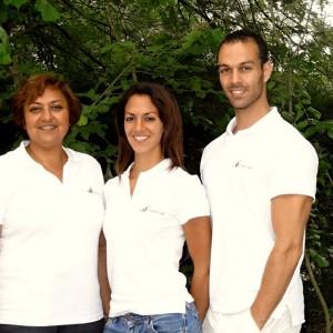 L'équipe de Shanti Life